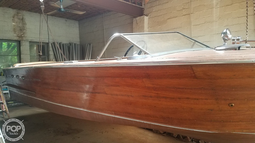 1956 Chris Craft boat for sale, model of the boat is Continental & Image # 31 of 40