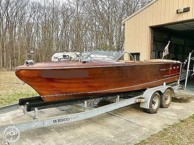 1956 Chris-Craft Continental - #1