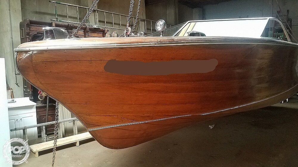 1956 Chris Craft boat for sale, model of the boat is Continental & Image # 34 of 40
