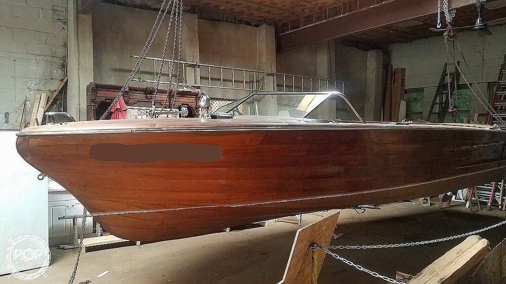 1956 Chris Craft boat for sale, model of the boat is Continental & Image # 35 of 40