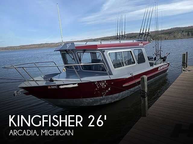 Used Kingfisher Boats For Sale by owner | 2019 Kingfisher 2625 Coastal Express