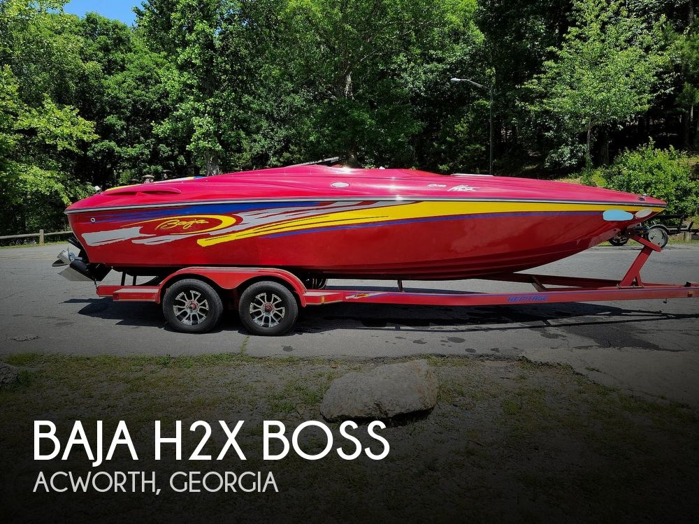 2004 BAJA H2X BOSS for sale