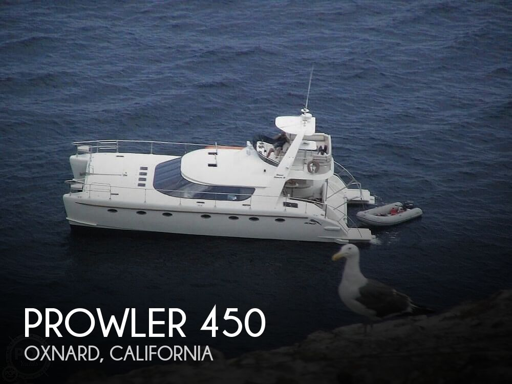 Used Boats For Sale in Los Angeles, California by owner | 2002 Prowler 450