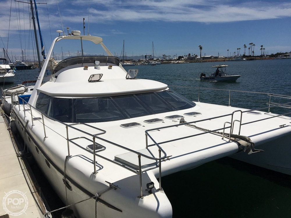 2002 Prowler boat for sale, model of the boat is 450 & Image # 2 of 40