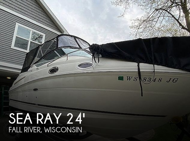 Used Sea Ray 24 Boats For Sale by owner | 2013 Sea Ray 240 Sundancer