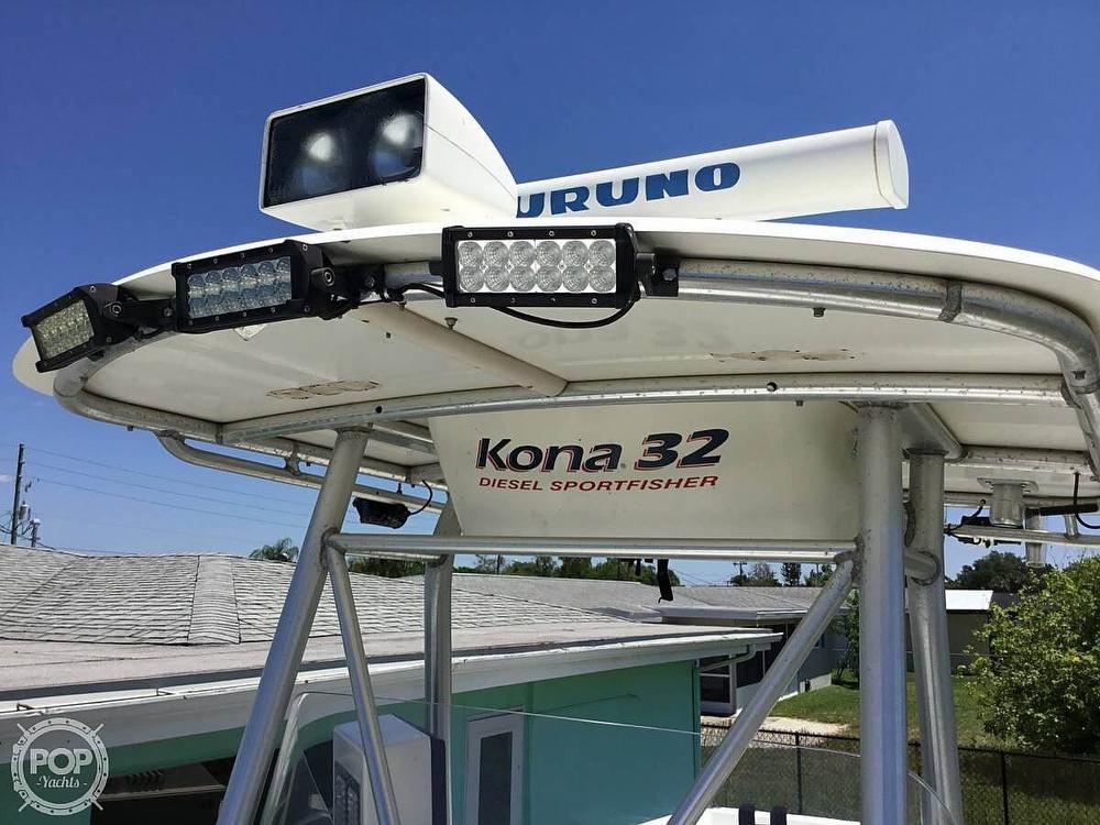 2004 Scarab boat for sale, model of the boat is 32 KONA DIESEL SPORT FISHER & Image # 5 of 40