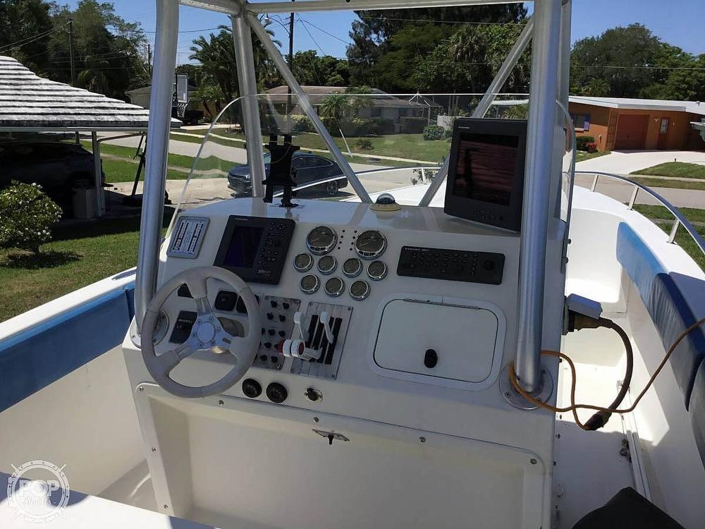 2004 Scarab boat for sale, model of the boat is 32 KONA DIESEL SPORT FISHER & Image # 16 of 40