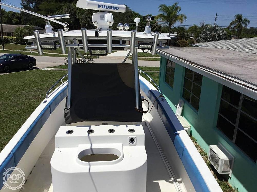 2004 Scarab boat for sale, model of the boat is 32 KONA DIESEL SPORT FISHER & Image # 19 of 40