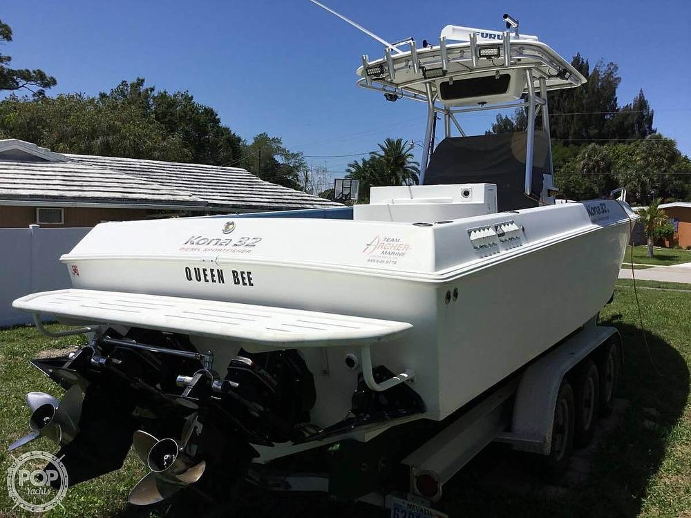 2004 Scarab boat for sale, model of the boat is 32 KONA DIESEL SPORT FISHER & Image # 20 of 40