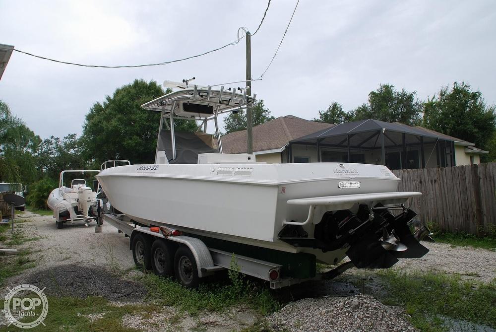 2004 Scarab boat for sale, model of the boat is 32 KONA DIESEL SPORT FISHER & Image # 24 of 40