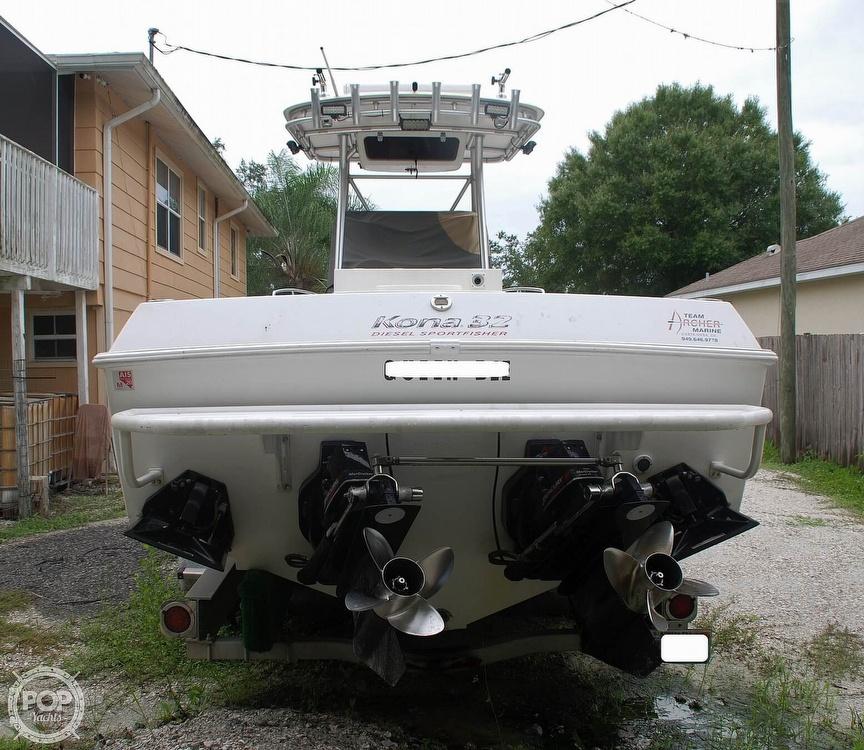 2004 Scarab boat for sale, model of the boat is 32 KONA DIESEL SPORT FISHER & Image # 25 of 40