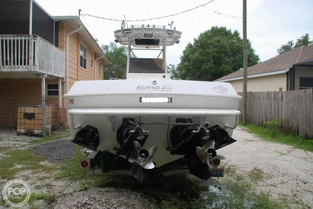 2004 Scarab boat for sale, model of the boat is 32 KONA DIESEL SPORT FISHER & Image # 26 of 40