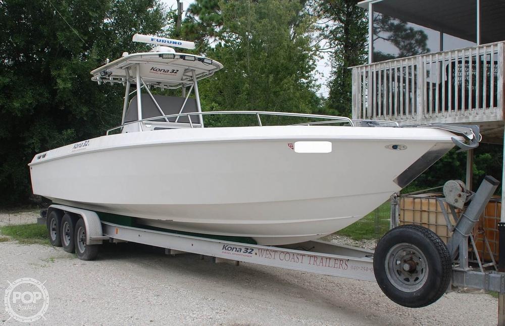 2004 Scarab boat for sale, model of the boat is 32 KONA DIESEL SPORT FISHER & Image # 28 of 40
