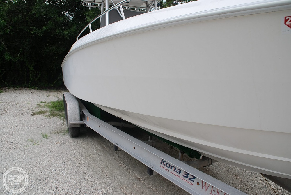 2004 Scarab boat for sale, model of the boat is 32 KONA DIESEL SPORT FISHER & Image # 33 of 40