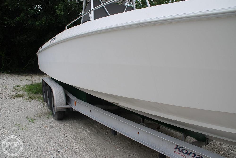 2004 Scarab boat for sale, model of the boat is 32 KONA DIESEL SPORT FISHER & Image # 34 of 40