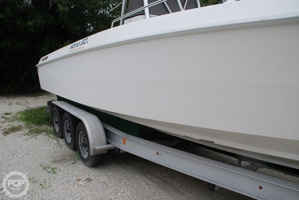2004 Scarab boat for sale, model of the boat is 32 KONA DIESEL SPORT FISHER & Image # 35 of 40