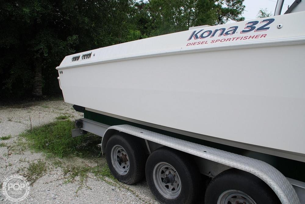 2004 Scarab boat for sale, model of the boat is 32 KONA DIESEL SPORT FISHER & Image # 37 of 40