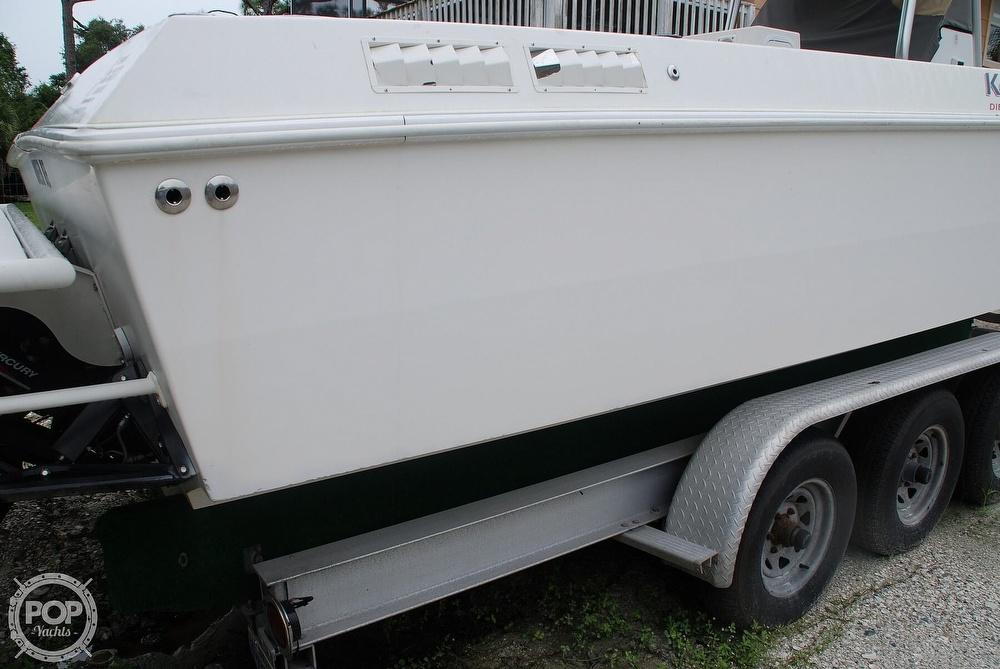 2004 Scarab boat for sale, model of the boat is 32 KONA DIESEL SPORT FISHER & Image # 38 of 40