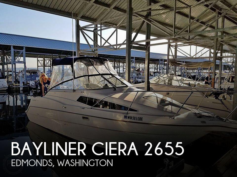 1998 BAYLINER CIERA 2655 for sale