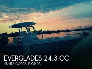 Used Everglades Boats For Sale by owner | 2012 Everglades 24.3 CC