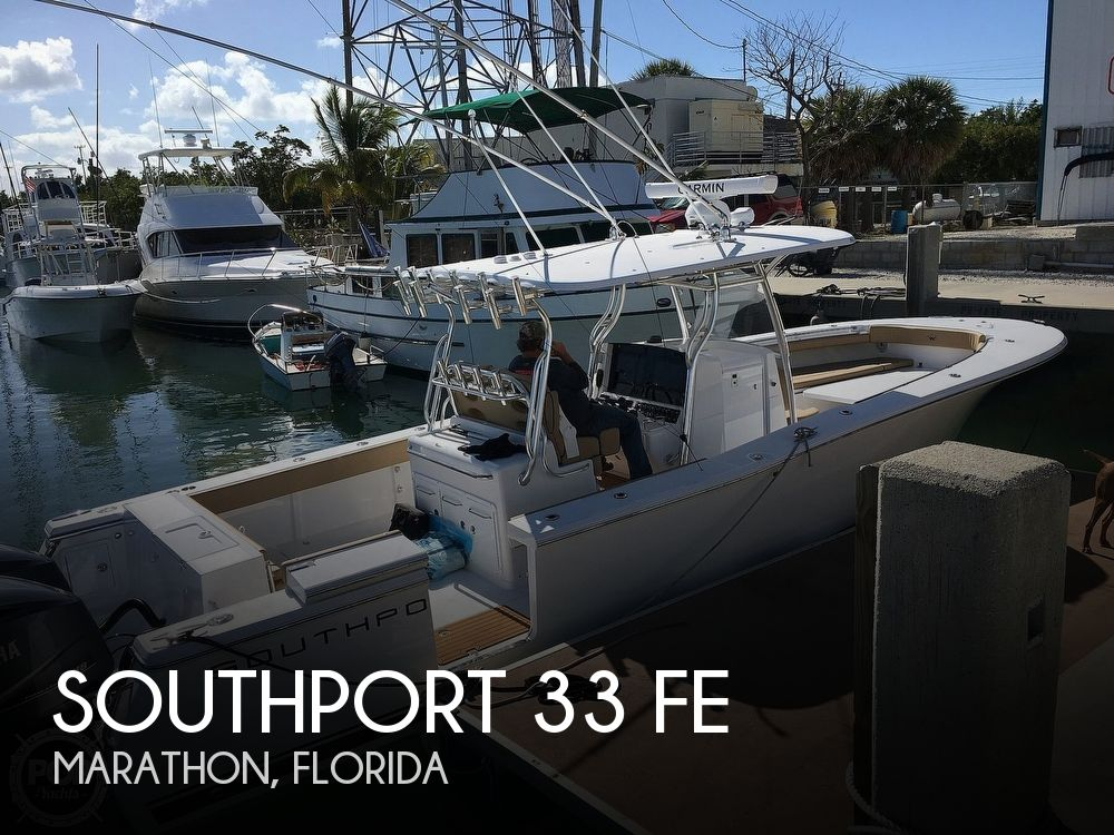 Used Southport Boats For Sale by owner   2017 Southport 33 FE