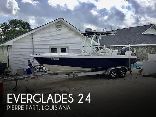 Used Everglades Boats For Sale by owner | 2008 Everglades 24