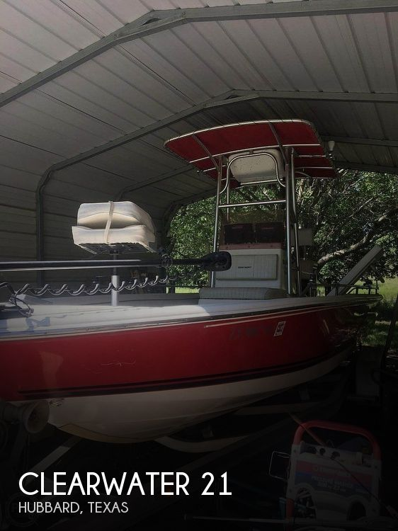 Used Clearwater Boats For Sale by owner | 2008 Clearwater 21