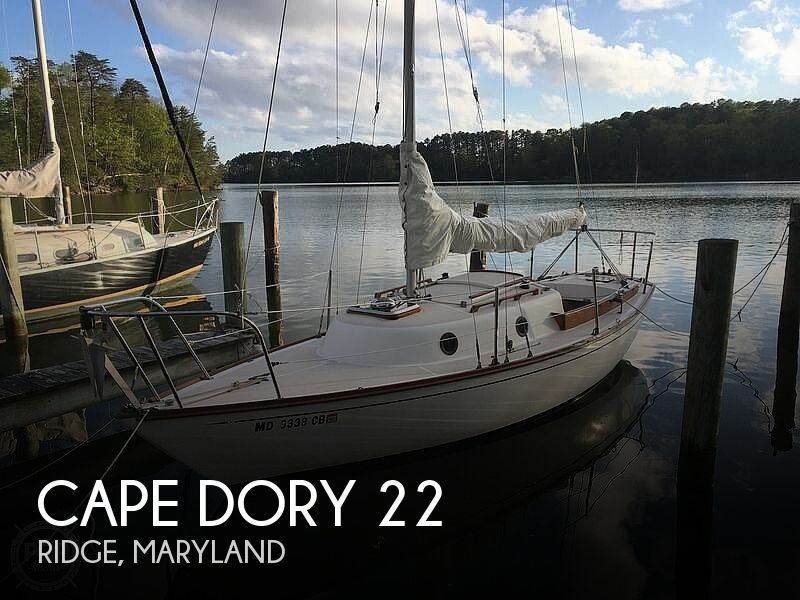 Used Sailboats For Sale by owner | 1985 Cape Dory 22