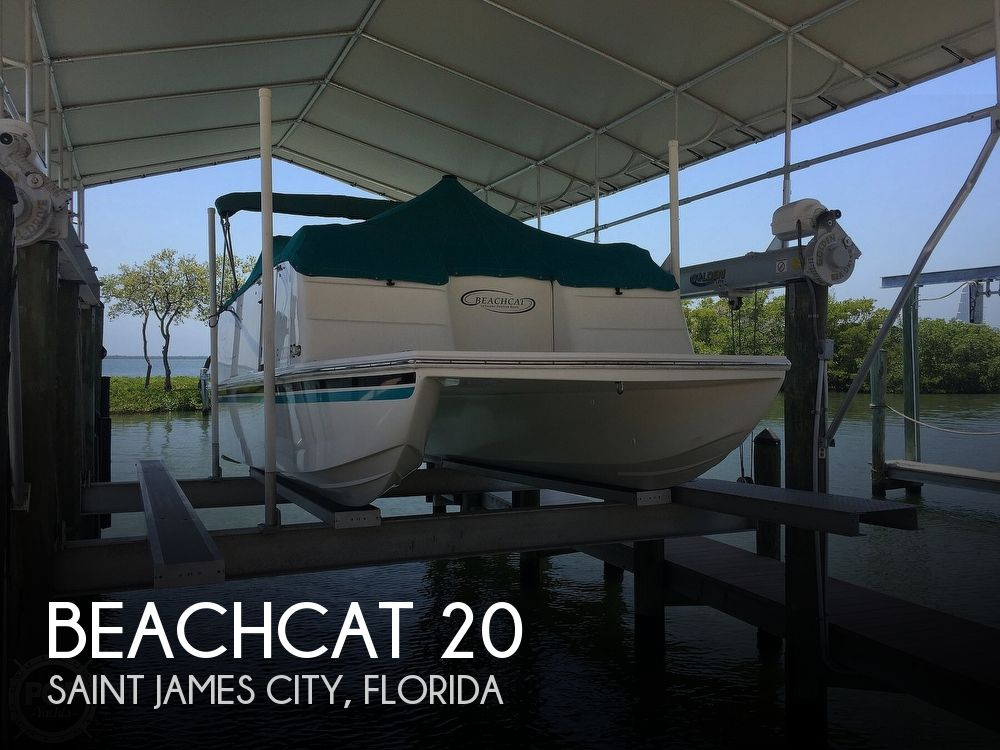 2016 Beachcat boat for sale, model of the boat is 20 & Image # 1 of 40