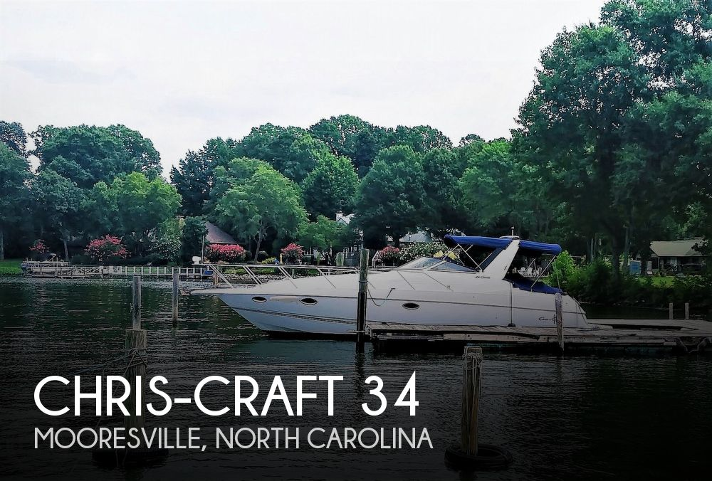 1996 CHRIS CRAFT 340 CROWNE for sale