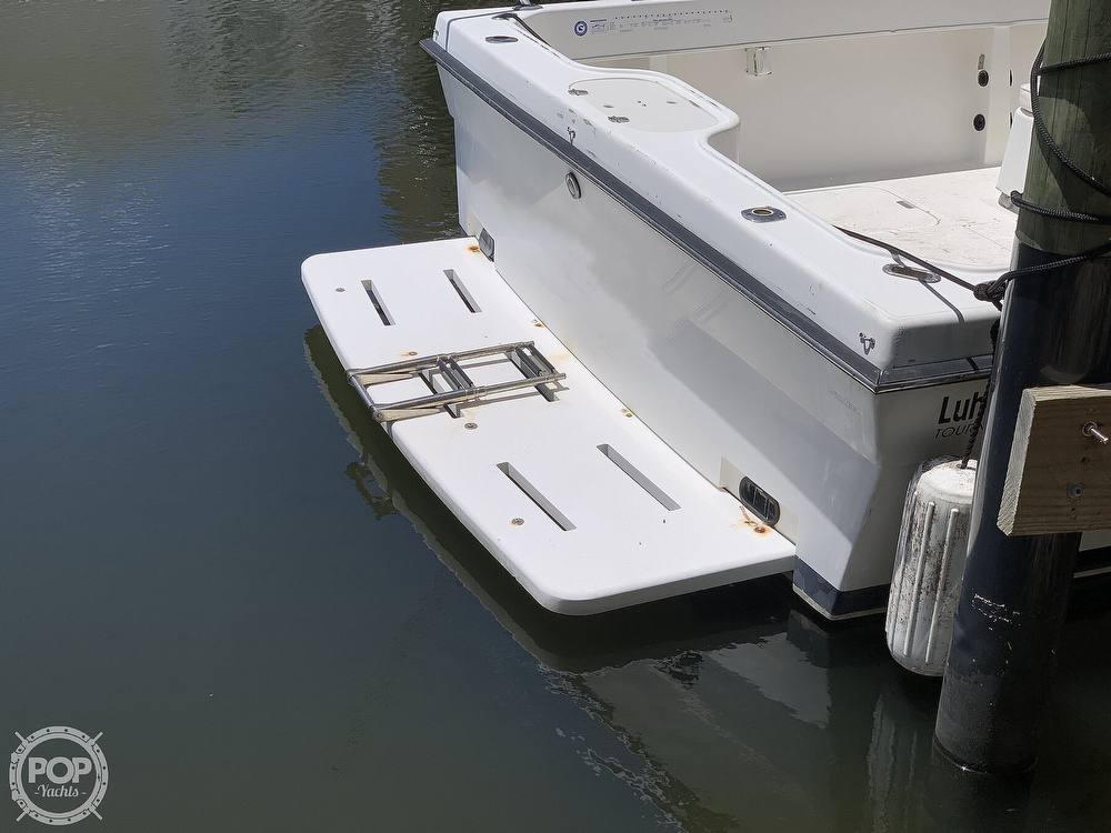 1990 Luhrs boat for sale, model of the boat is 290 Tournament & Image # 22 of 40