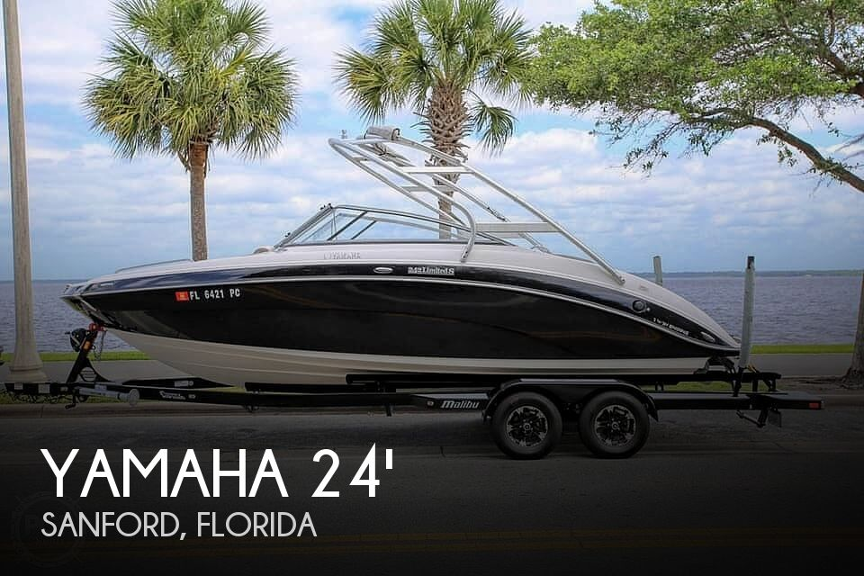 Used Yamaha Boats For Sale in Florida by owner | 2011 Yamaha 242 Limited S