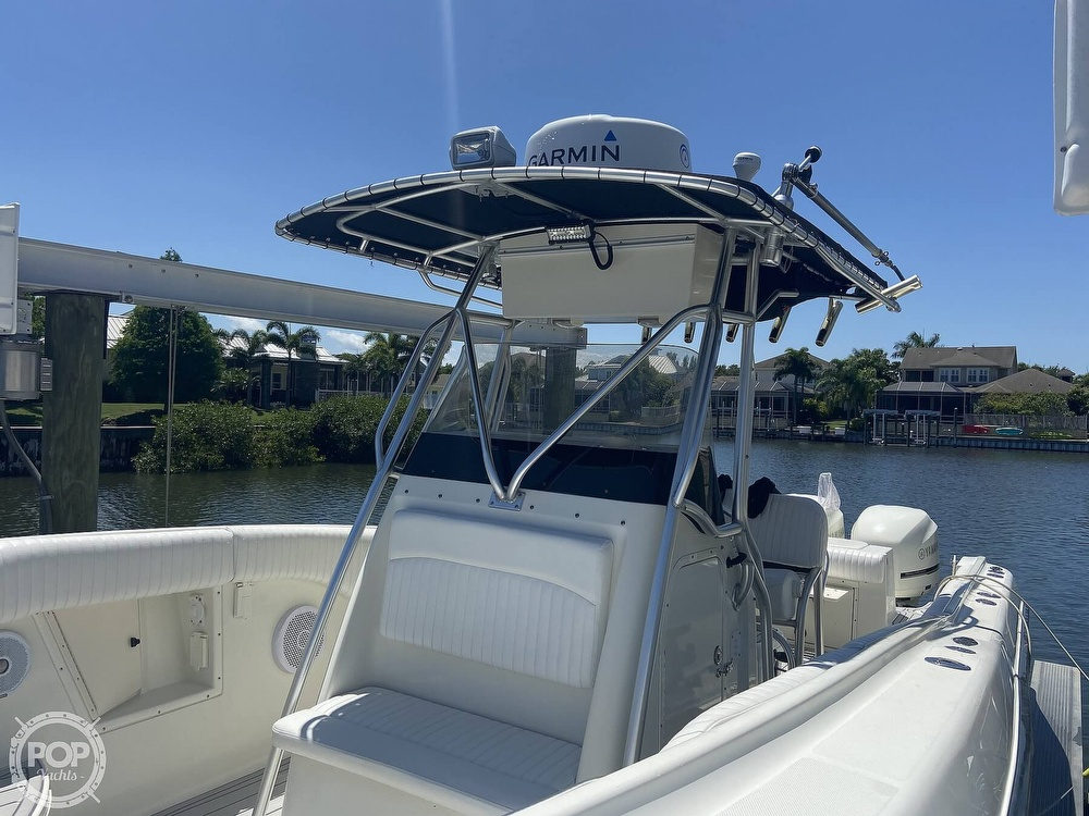 2004 Hydra-Sports boat for sale, model of the boat is 2800 CC Vector & Image # 2 of 40