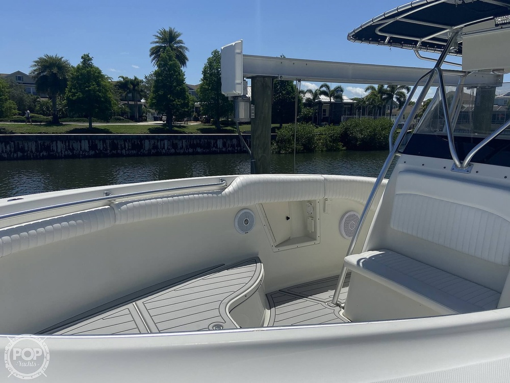 2004 Hydra-Sports boat for sale, model of the boat is 2800 CC Vector & Image # 5 of 40