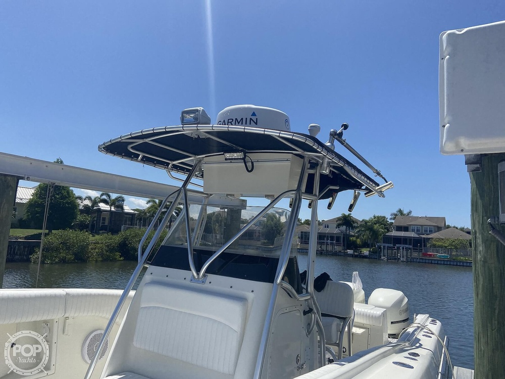 2004 Hydra-Sports boat for sale, model of the boat is 2800 CC Vector & Image # 6 of 40