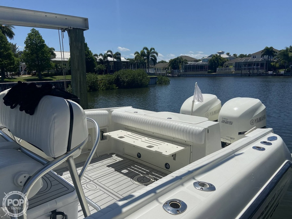 2004 Hydra-Sports boat for sale, model of the boat is 2800 CC Vector & Image # 7 of 40