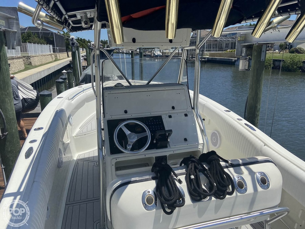 2004 Hydra-Sports boat for sale, model of the boat is 2800 CC Vector & Image # 10 of 40