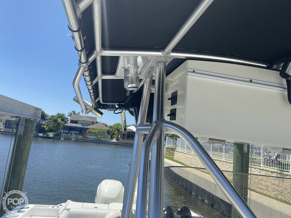 2004 Hydra-Sports boat for sale, model of the boat is 2800 CC Vector & Image # 22 of 40