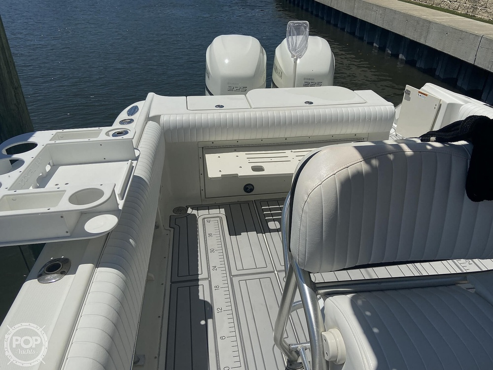 2004 Hydra-Sports boat for sale, model of the boat is 2800 CC Vector & Image # 23 of 40