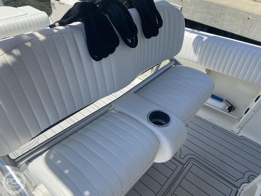 2004 Hydra-Sports boat for sale, model of the boat is 2800 CC Vector & Image # 24 of 40