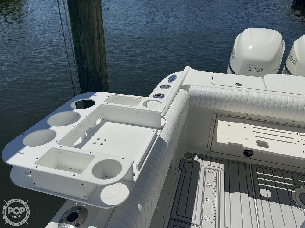 2004 Hydra-Sports boat for sale, model of the boat is 2800 CC Vector & Image # 39 of 40