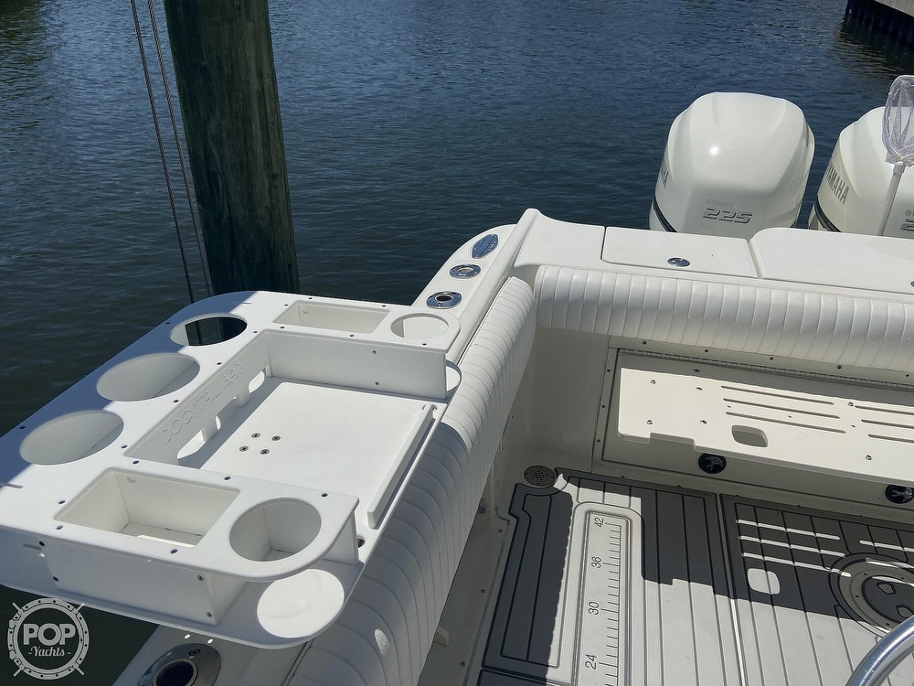 2004 Hydra-Sports boat for sale, model of the boat is 2800 CC Vector & Image # 40 of 40