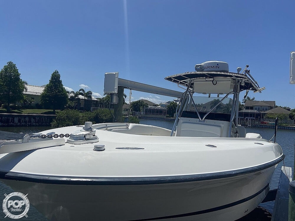 2004 Hydra-Sports boat for sale, model of the boat is 2800 CC Vector & Image # 3 of 40