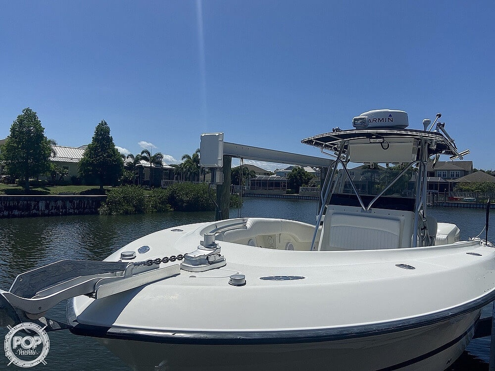 2004 Hydra-Sports boat for sale, model of the boat is 2800 CC Vector & Image # 4 of 40