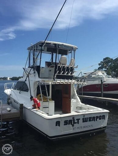 Luhrs Tournament 350, 350, for sale - $77,300