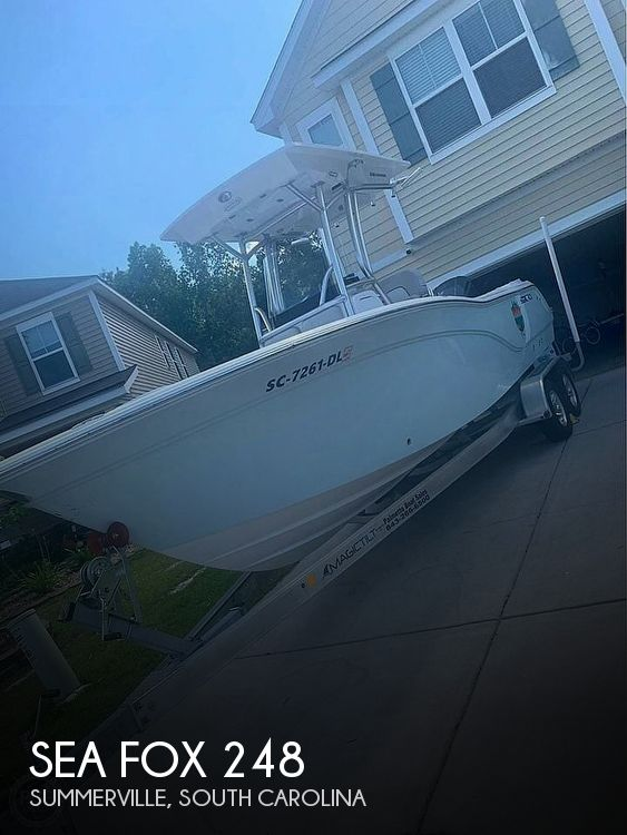 Used Sea Fox Boats For Sale by owner | 2020 Sea Fox 248