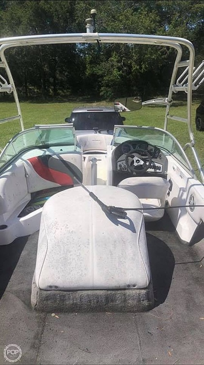 2008 Moomba boat for sale, model of the boat is Outback & Image # 3 of 6
