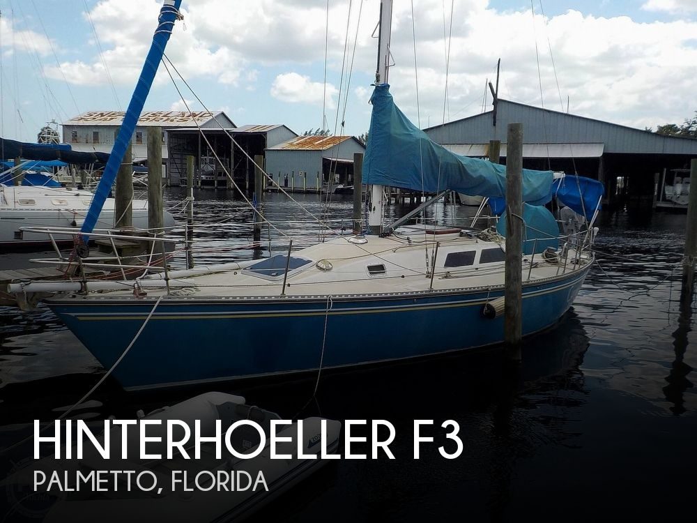 1982 Hinterhoeller boat for sale, model of the boat is F3 & Image # 1 of 40