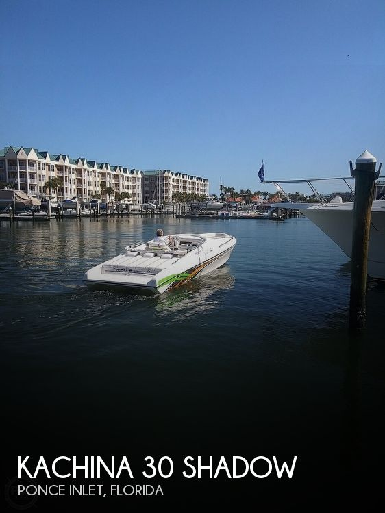 Used KACHINA  Boats For Sale by owner   2002 Kachina 30