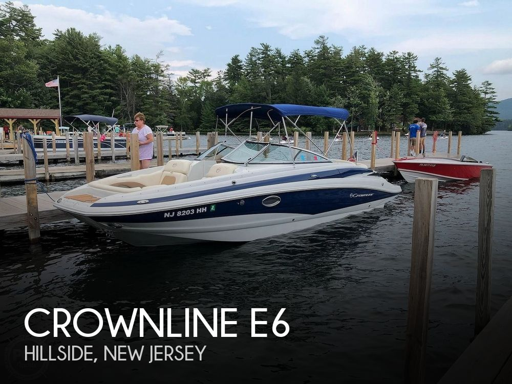 Used Deck Boats For Sale by owner | 2016 Crownline E6